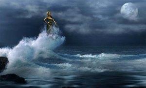 Tsunami dan Legenda Nyi Roro Kidul