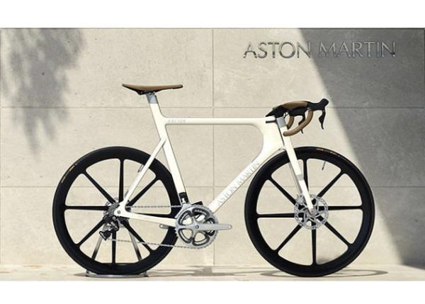 Raksasa otomotif kenamaan aston martin, kembangkan sebuah sepeda yang
