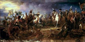 Ilustrasi peperangan Napoleon Bonaparte