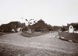 Kantor Bupati Tasikmalaya Tahun 1925